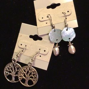 Jewelry - Handcrafted 4 Pairs New Earrings